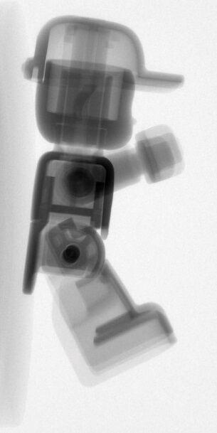 Computertomographie, eine Weiterentwicklung von Röntgens Entdeckung